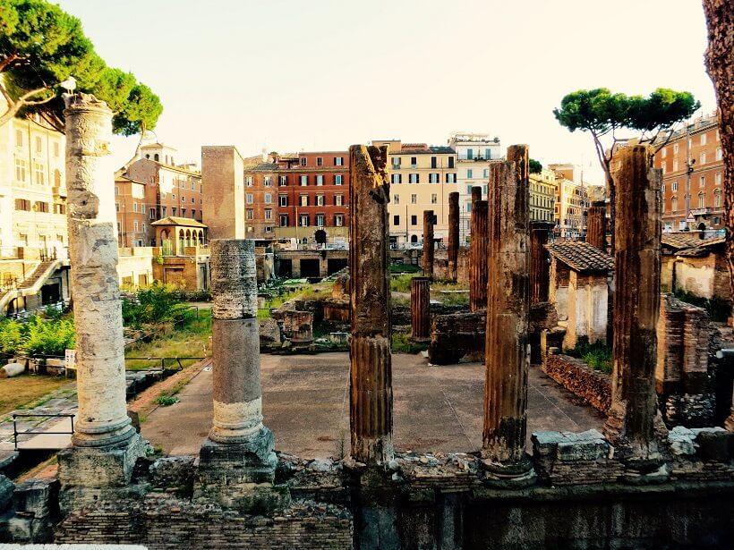 O que ver no Fórum romano em Roma