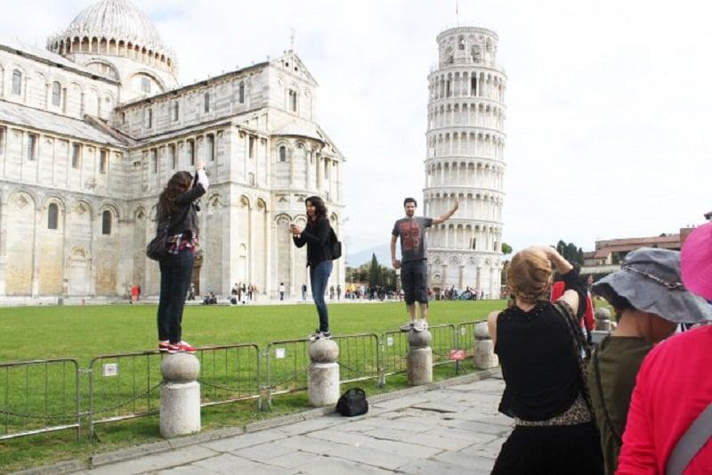 Dicas sobre a Torre de Pisa na Itália