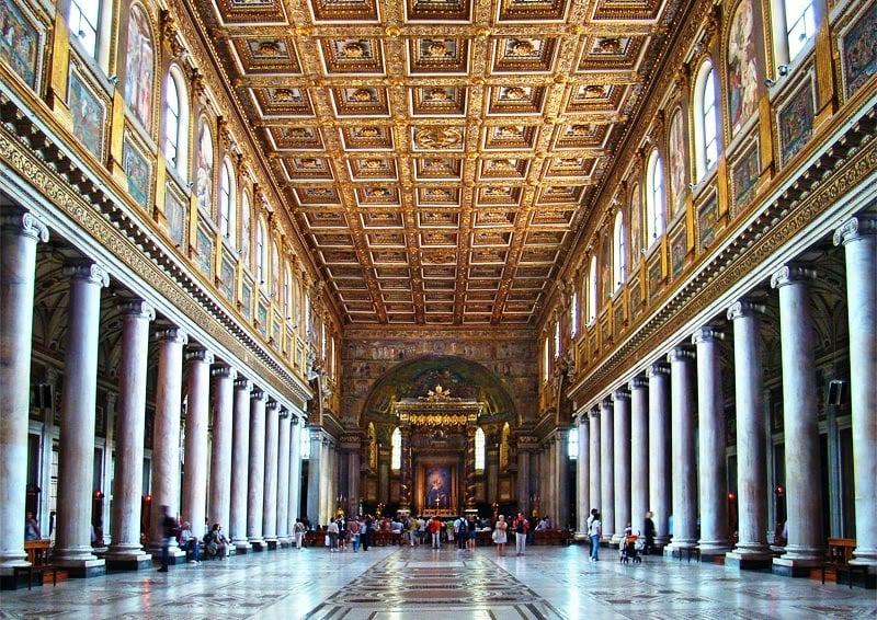 Basilica di Santa Maria Maggiore em Roma