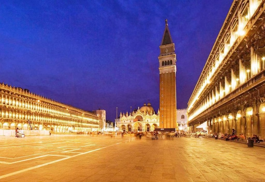 O que encontrar na Piazza San Marco em Veneza