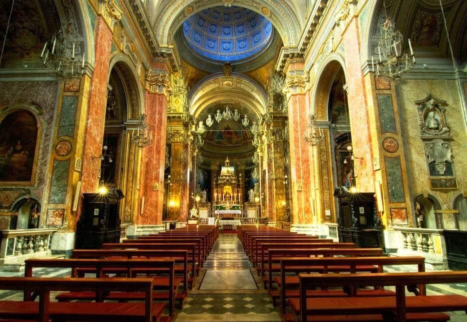 Santuario della Scala Santa em Roma
