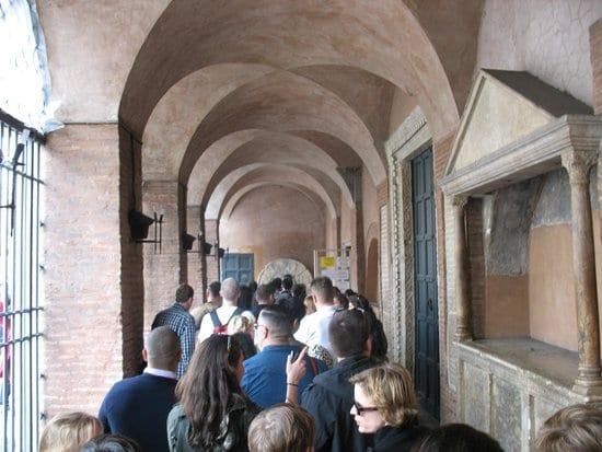 La Bocca della Verità em Roma