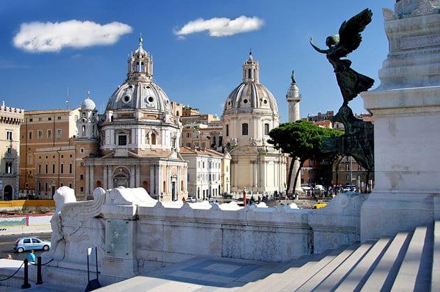Museo del Palazzo di Venezia na Piazza Venezia em Roma