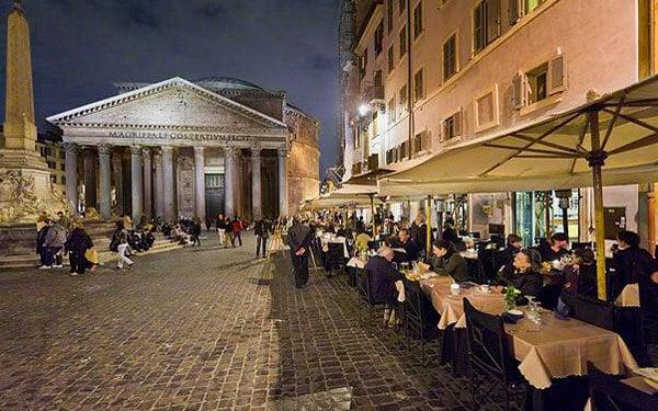 Como economizar nos restaurantes da Itália