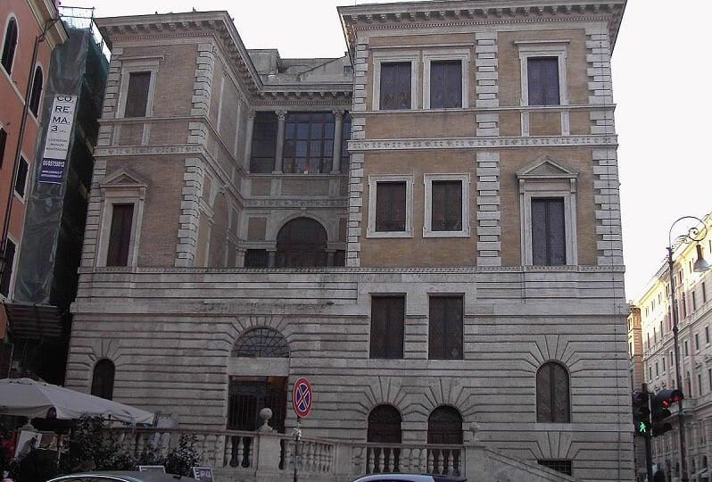 Museu di Scultura Antica Giovanni Barraco em Roma