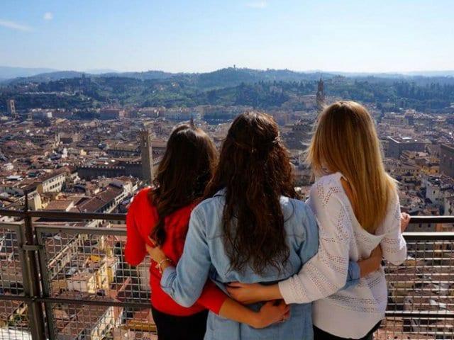 Fuso Horário em Florença x Brasil