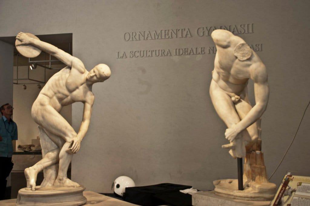 Museu Nacional Romano em Roma