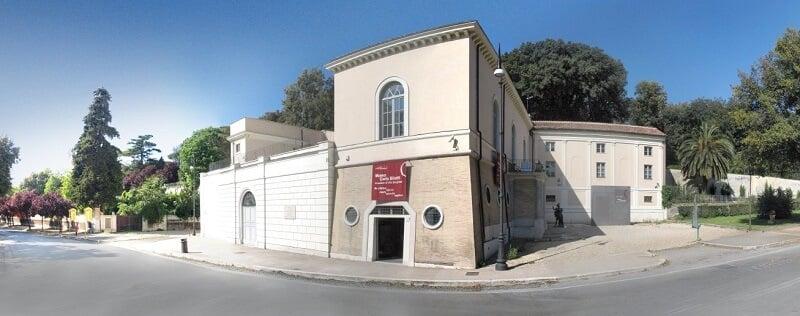 Museu Carlo Biloti em Roma