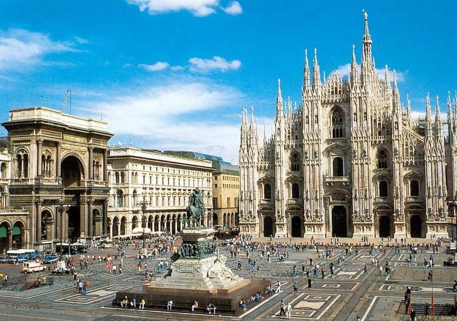 Atrativos de Milão