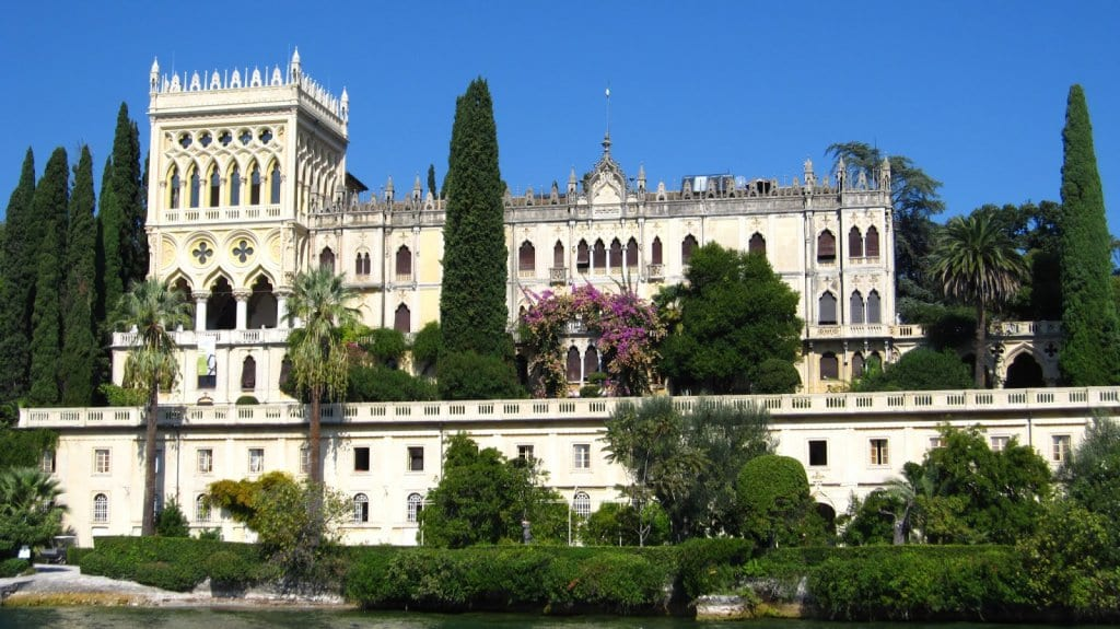 Villa Borguese em Roma