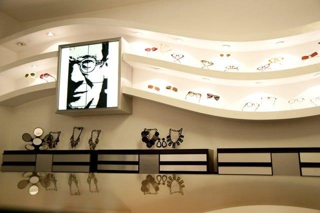 Onde comprar óculos escuros em Roma