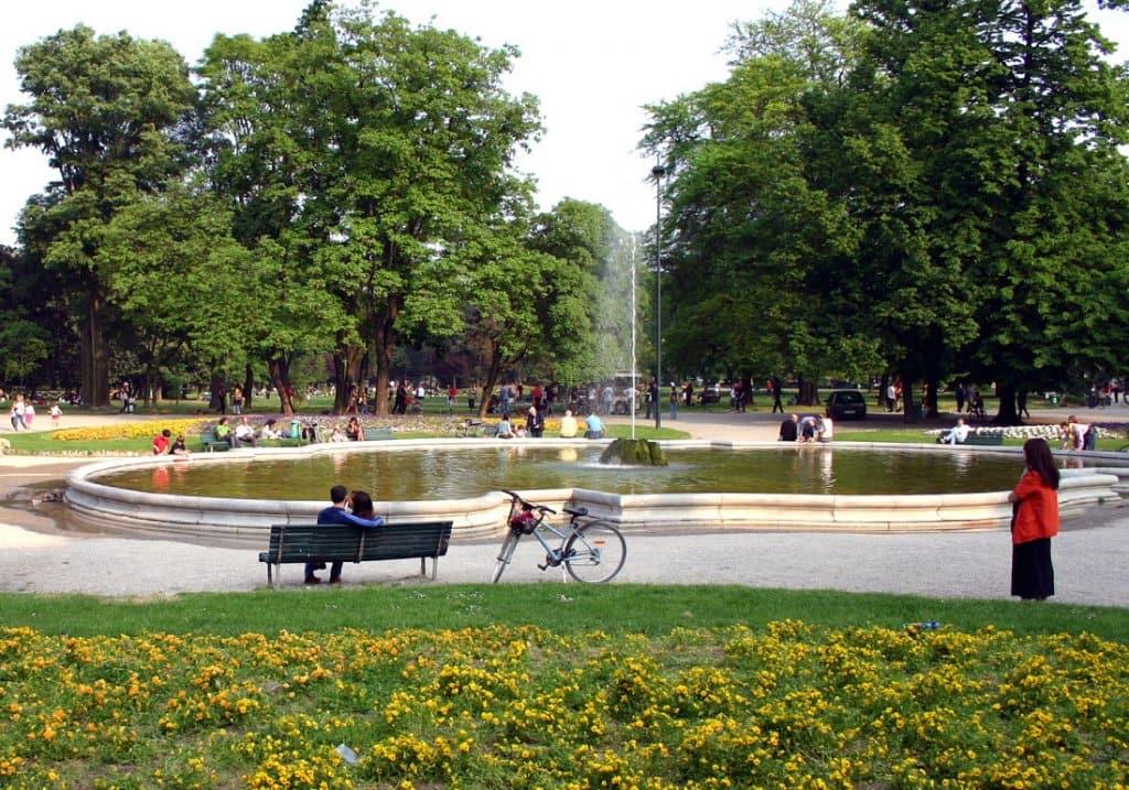 Parque Giardini Pubblici di Porta Venezia