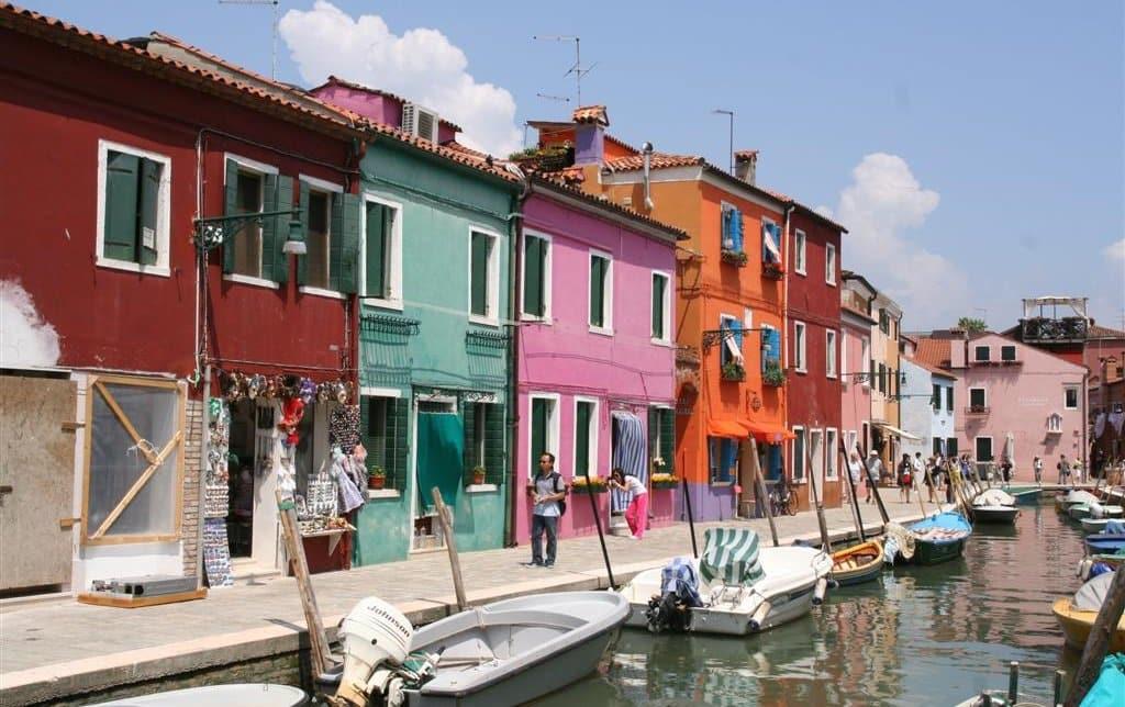 Ilha Murano em Veneza