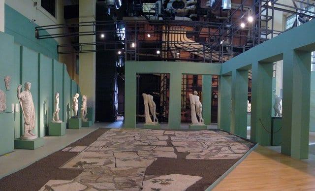 Museus Capitolinos em Roma