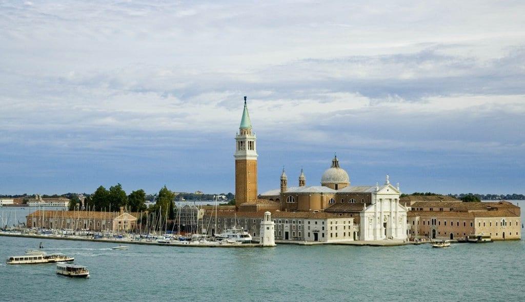 Igreja San Giorgio Maggiore Veneza