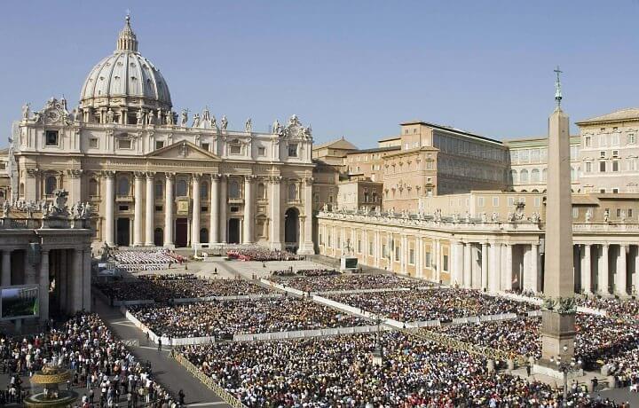 Basílicas no Vaticano