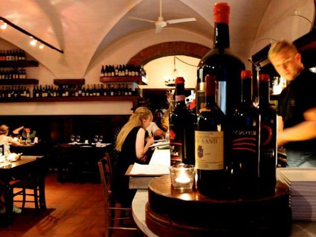 Melhores restaurantes de Florença