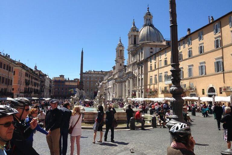 Passeios em Roma