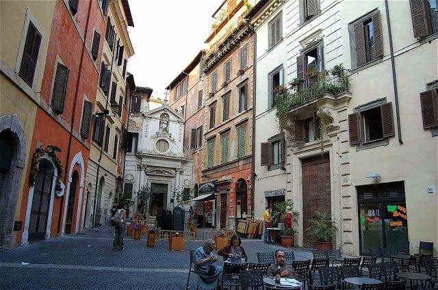 Onde comprar relógios em Roma
