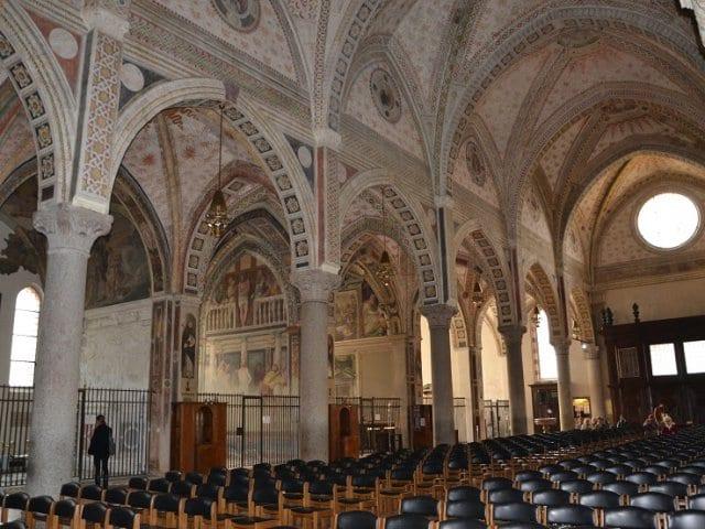 Igreja Santa Maria delle Grazie em Milão