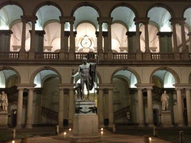 Pinacoteca de Brera em Milão