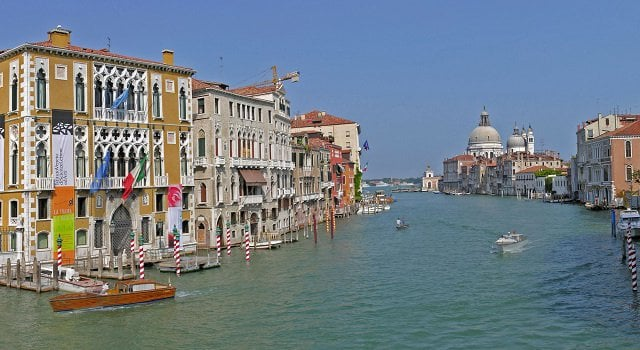 Ingressos para barcos turísticos em Veneza