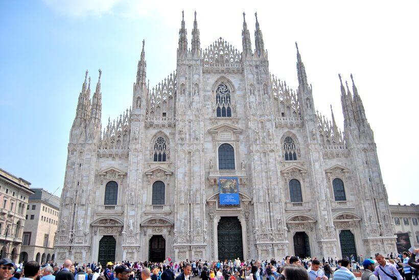 Visita guiada a Catedral de Milão