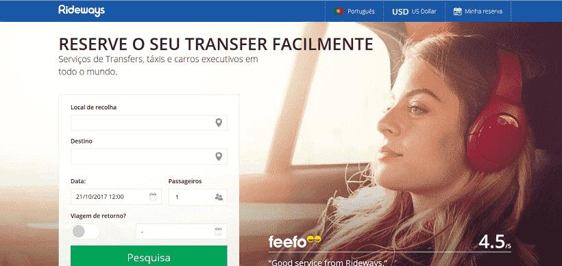 Transfer em Florença na Itália