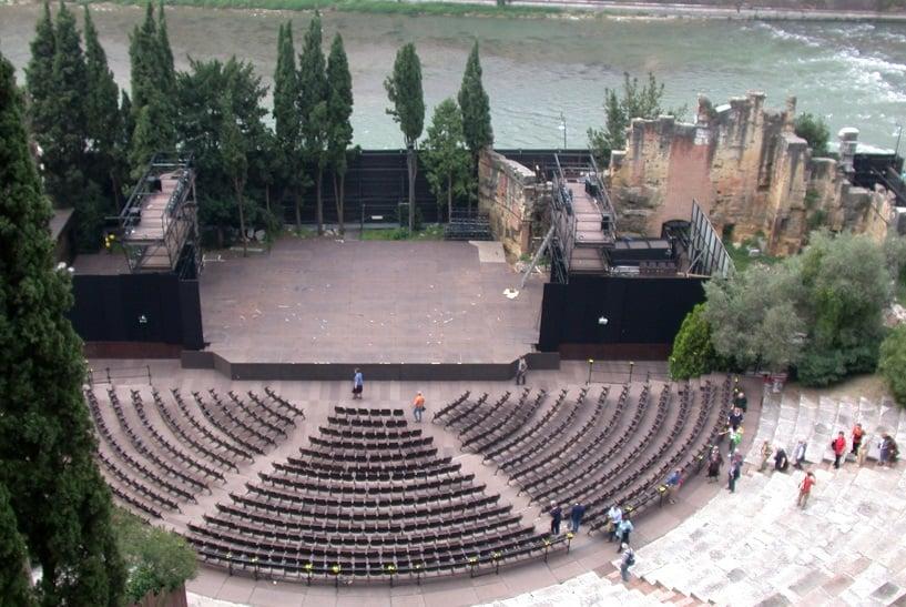 Lugares para visitar em Verona
