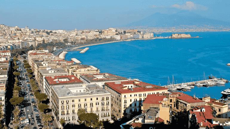 Nápoles na Costa Amalfitana