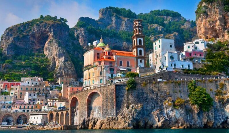 Atrativos e passeios para ir em Amalfi