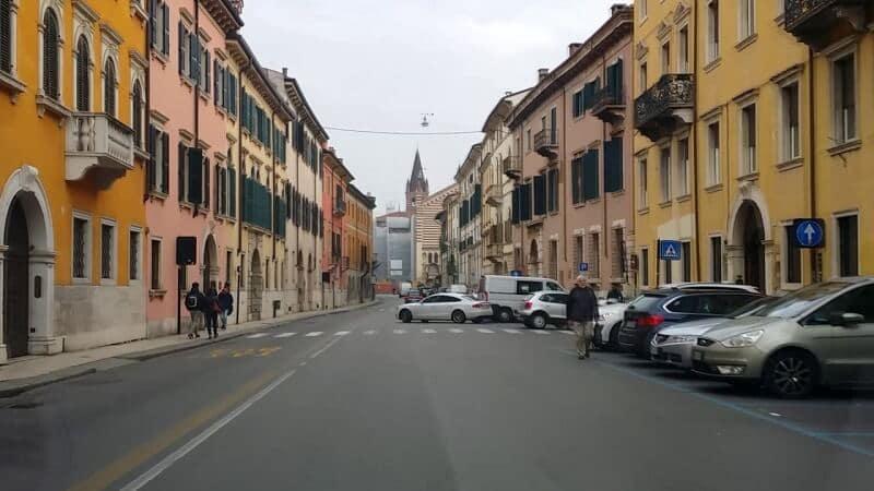 Dirigir em Verona