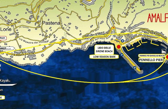 Roteiro de 2 dias em Amalfi