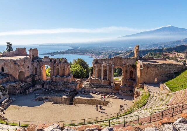 Roteiro de 2 dias em Sicília