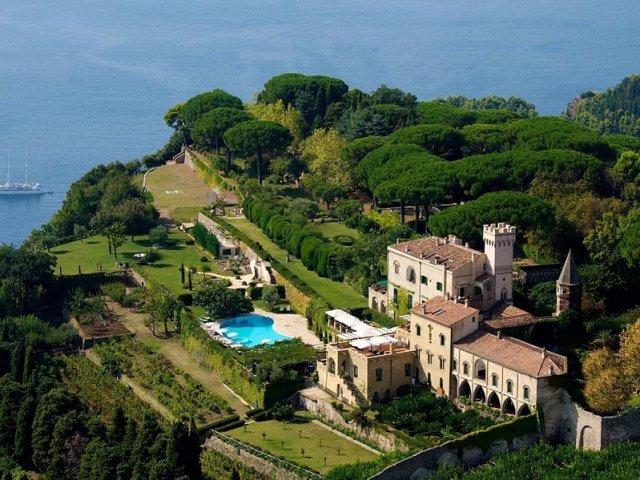 Onde ficar em Ravello: melhores regiões