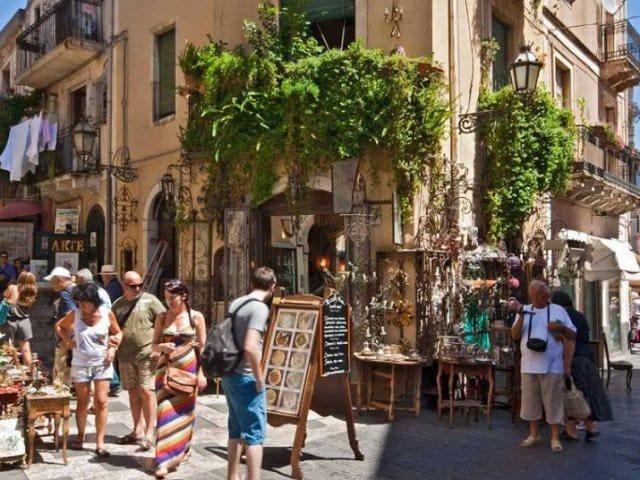 Onde ficar em Taormina: melhores regiões