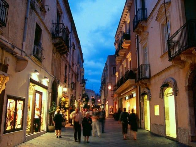 Roteiro de 2 dias em Taormina
