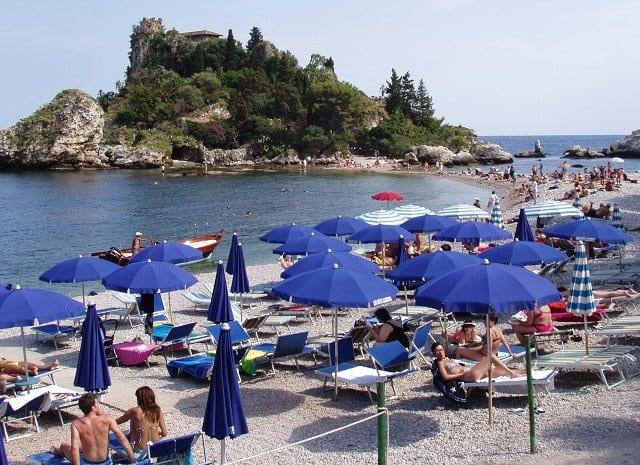 Pontos turísticos em Sicília