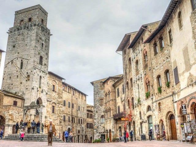 Roteiro de 2 dias em San Gimignano