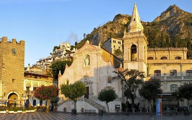 O que fazer em Taormina