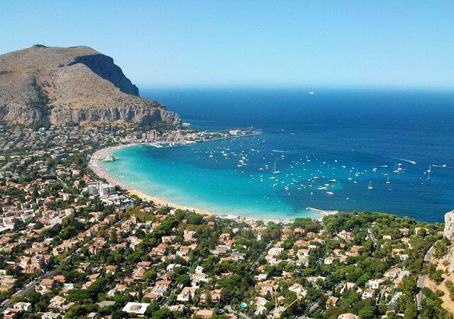 Pontos turísticos em Palermo
