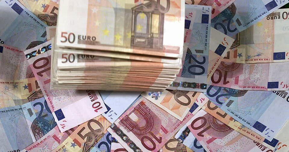 Como levar os euros para Milão?