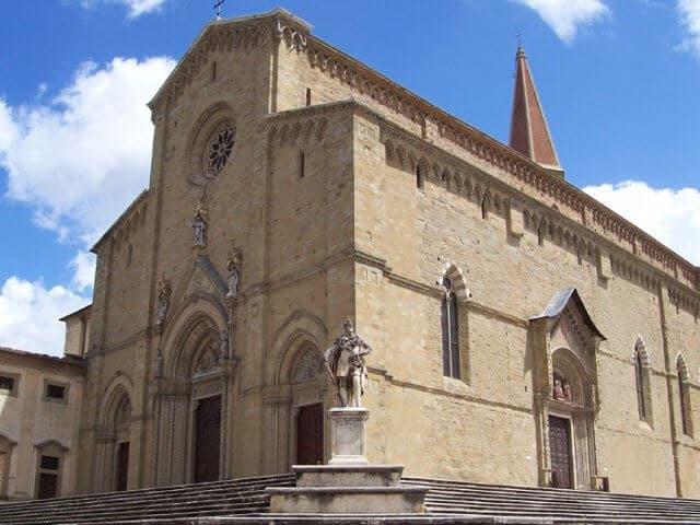 Roteiro de 1 dia em Arezzo