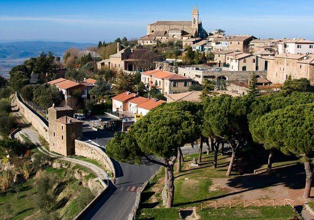 Onde ficar em Montalcino: melhores regiões