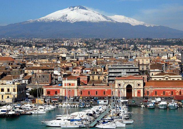 Onde ficar em Catania: melhores regiões