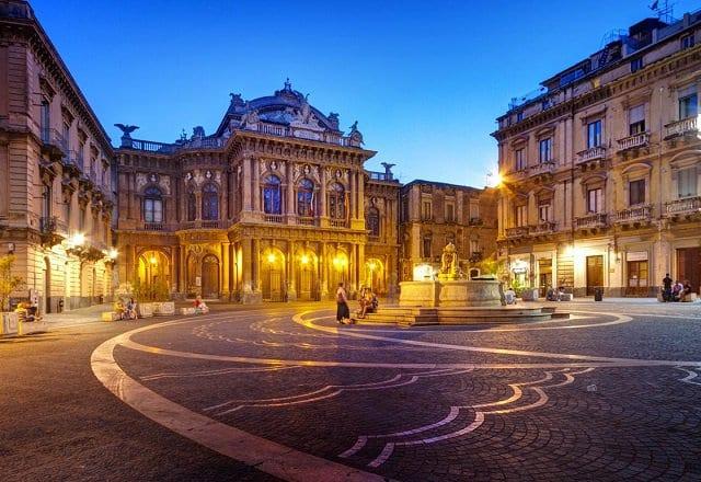 Roteiro de 2 dias em Catania