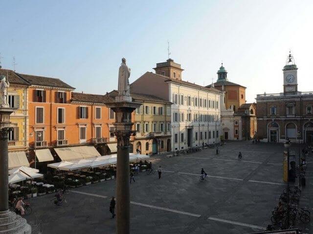 Roteiro de 1 dia em Ravenna