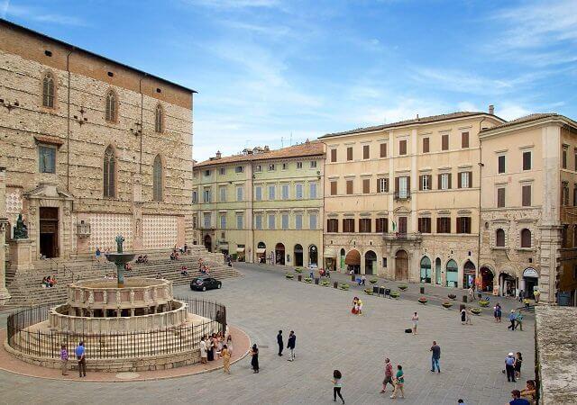 Onde ficar em Perugia: melhores regiões