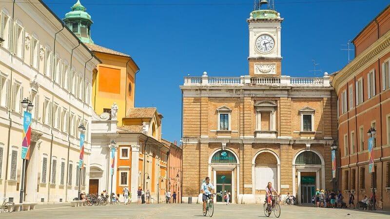 Onde ficar em Ravenna: melhores regiões