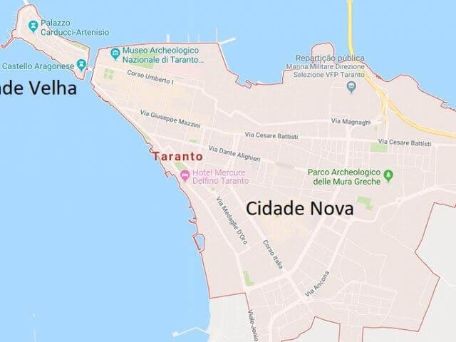 Onde ficar em Taranto: melhores regiões